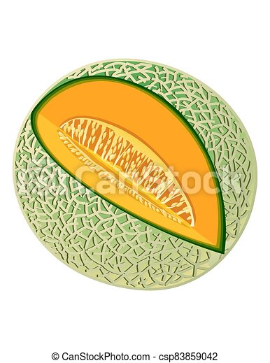 Cantelope Perfectly Ripe Melon With A Slice Cut Out Of It The musicians for the original 1964 recording were: can stock photo