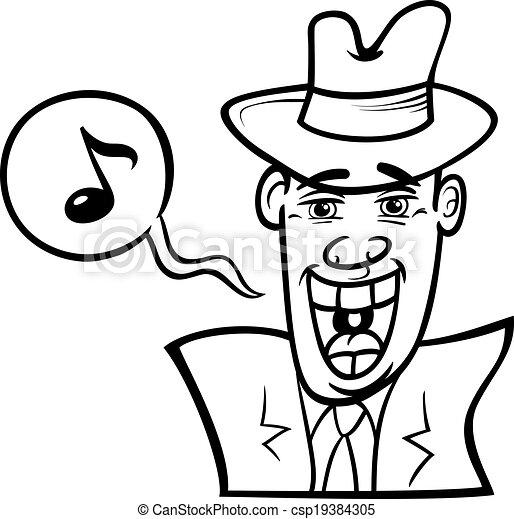 Ilustración de dibujos animados - csp19384305