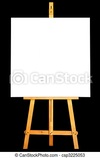 Canvas Easel - csp3225053