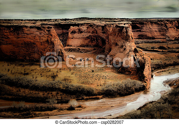 Canyon de Chelly - csp0282007