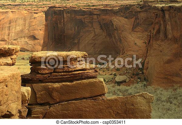 Canyon de Chelly - csp0353411
