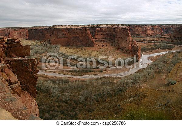 Canyon de Chelly - csp0258786