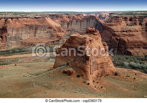 Canyon de Chelly - csp0360179