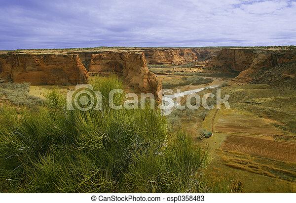 Canyon de Chelly - csp0358483
