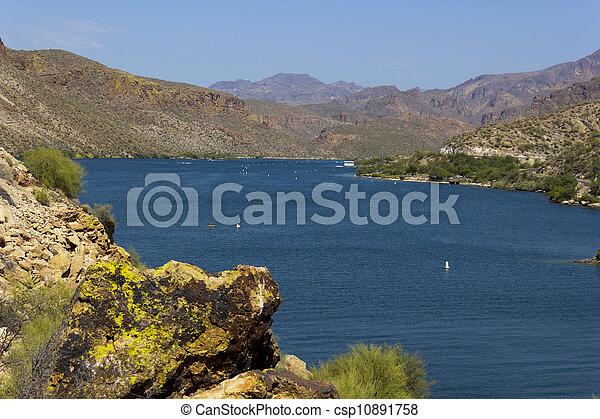 Canyon Lake, Arizona - csp10891758
