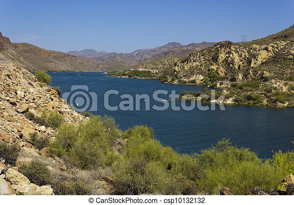 Canyon Lake, Arizona - csp10132132