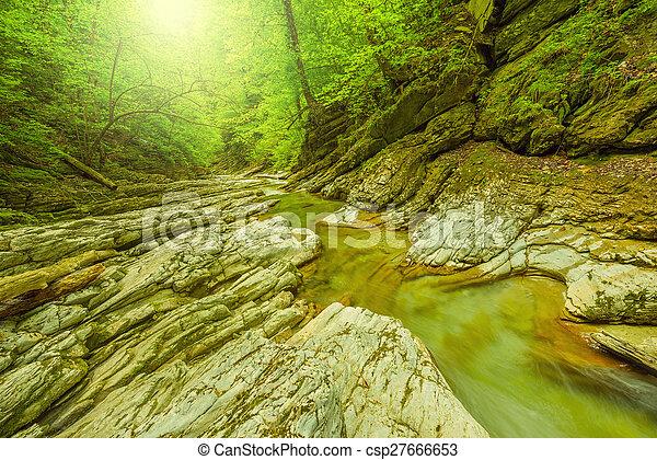 Canyon. - csp27666653
