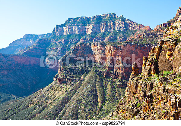 Canyon - csp9826794