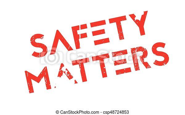 caoutchouc, compter, sécurité, timbre - csp48724853