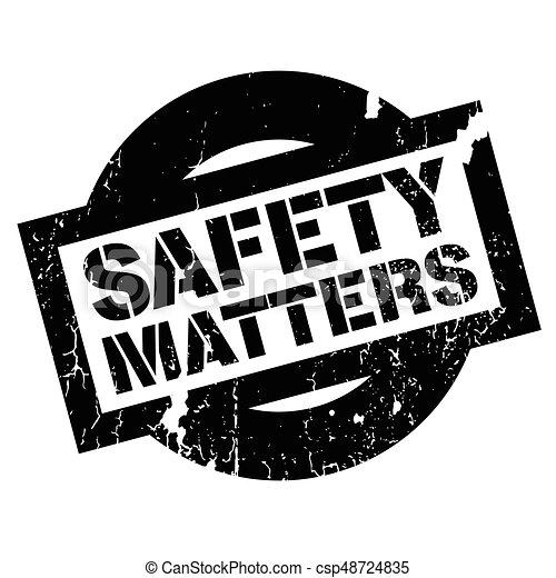 caoutchouc, compter, sécurité, timbre - csp48724835