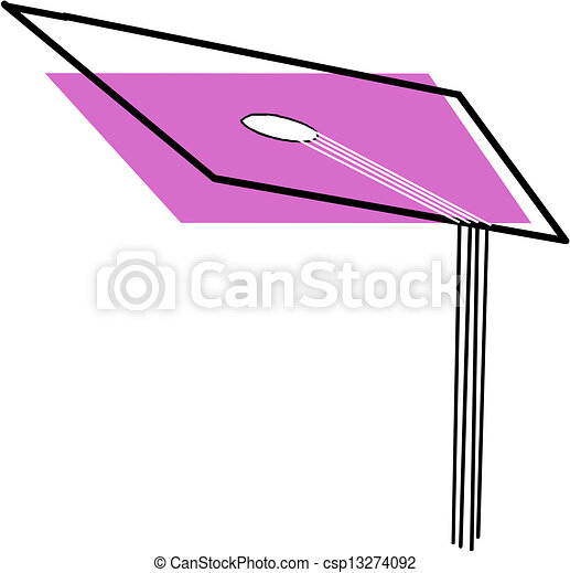 Capa de graduación. - csp13274092