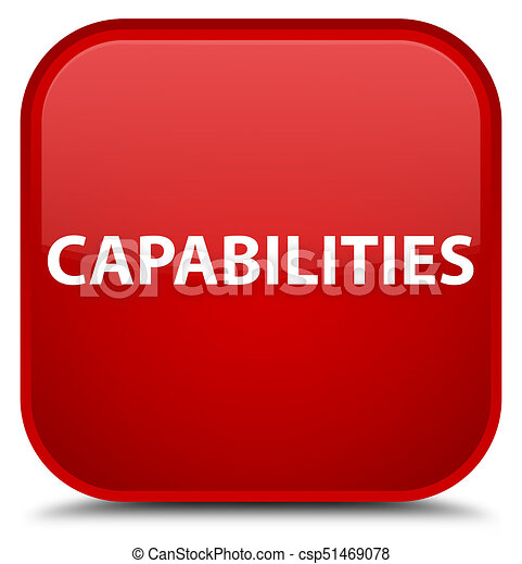 Capabilities special red square button - csp51469078