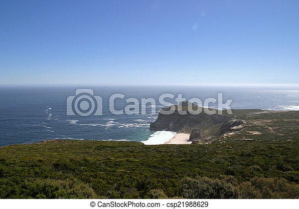 Cape of Good Hope - csp21988629
