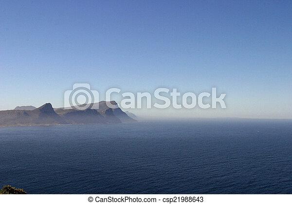 Cape of Good Hope - csp21988643