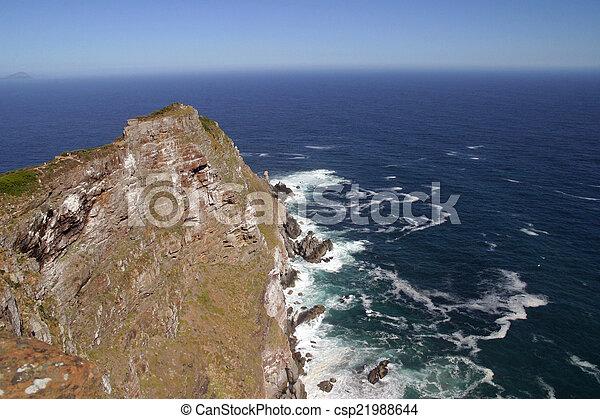 Cape of Good Hope - csp21988644