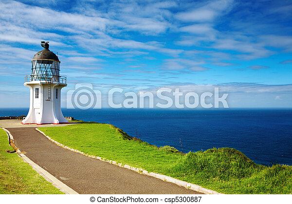 Cape Reinga Lighthouse - csp5300887