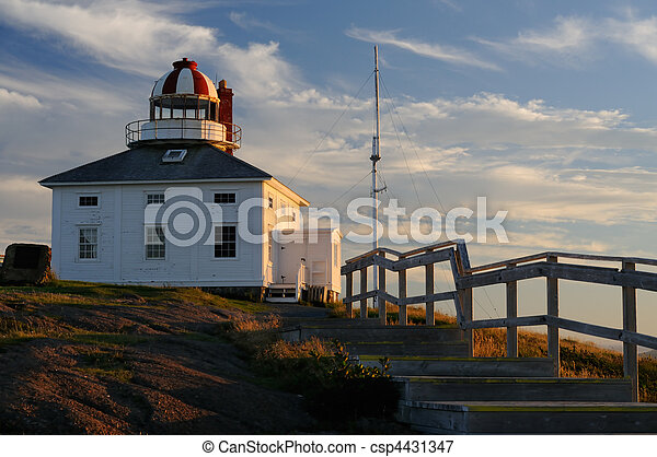 Cape Spear Lighthouse - csp4431347