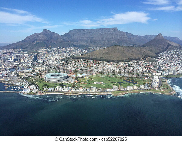 Cape town, South Africa - csp52207025