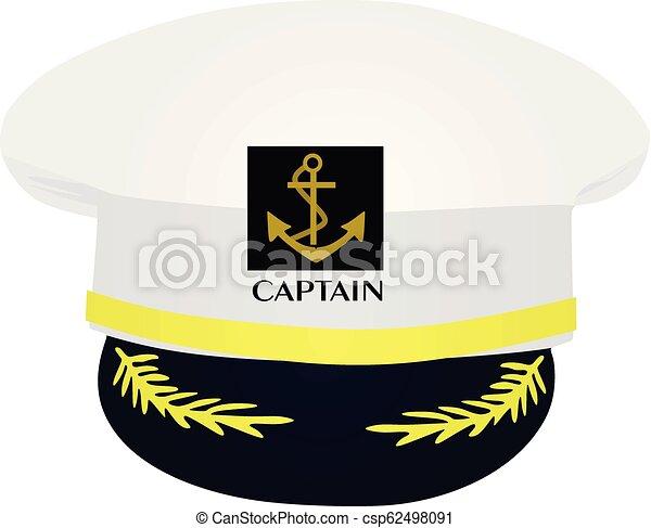 Capitán Sombrero - csp62498091