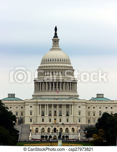 Capital Building - csp27973821