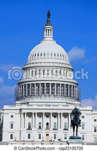 Capital building - csp23105700