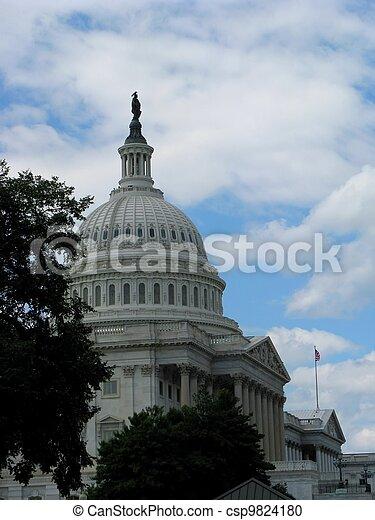 capital building - csp9824180