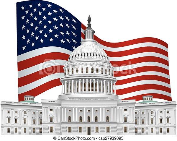 capitol building - csp27939095