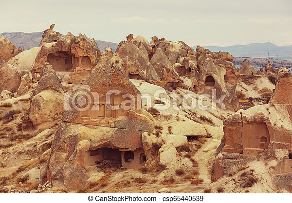 Cappadocia - csp65440539