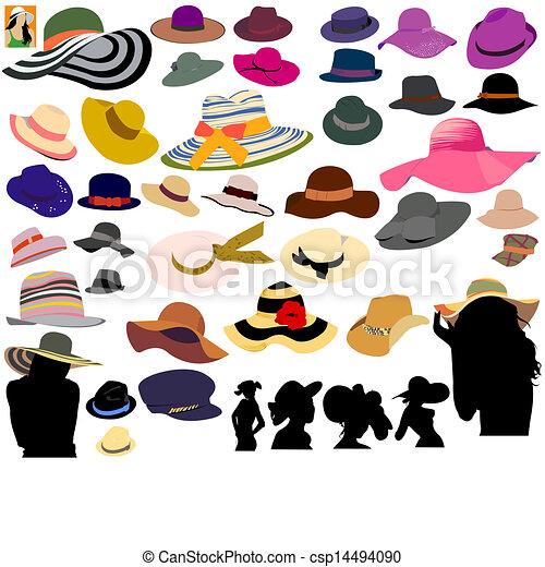 cappelli, set - csp14494090