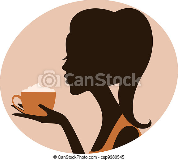 Cappuccino Moment - csp9380545