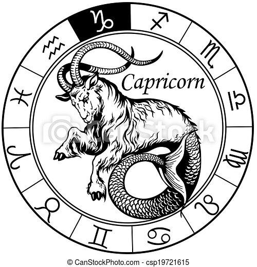 Capricorn Stock Photo Images 7620 Capricorn Royalty Free Images