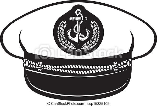 captain hat  - csp15325108