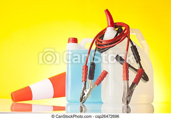 car accessories - csp26472696