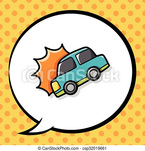 car accident doodle clip art vector search drawings and graphics rh canstockphoto com car accident clipart black and white car accident clipart pictures