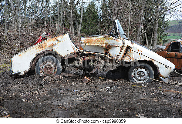 Car, Automobile - csp3990359