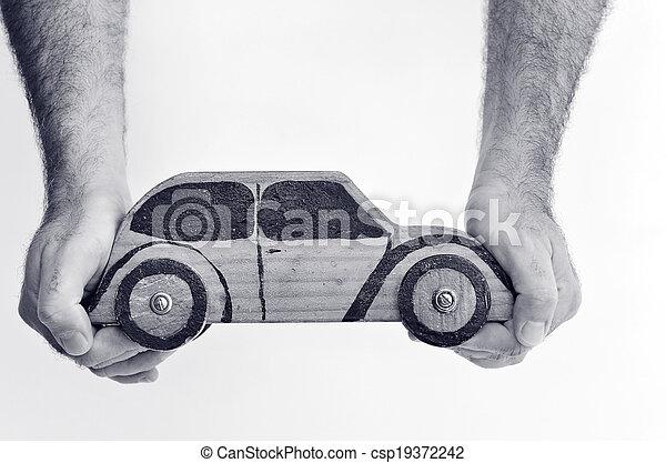 Car Business Concept - csp19372242