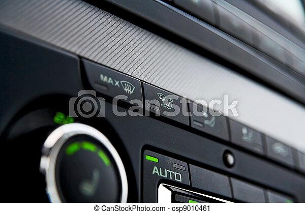 Car climate control - csp9010461