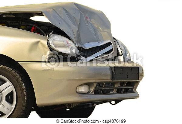 Car crash - csp4876199