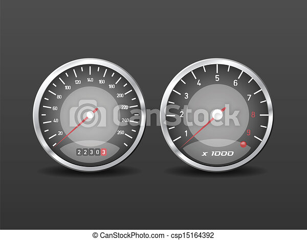 Car dashboard - csp15164392