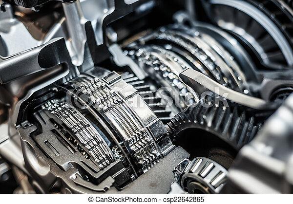 Car Engine - csp22642865