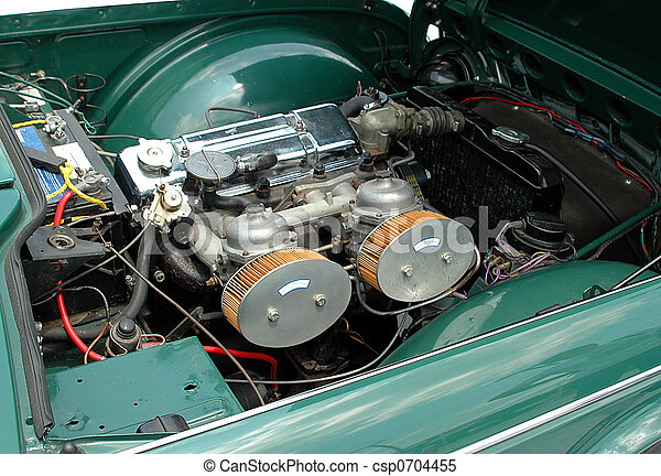 car engine - csp0704455