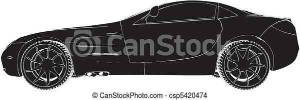 Car - csp5420474