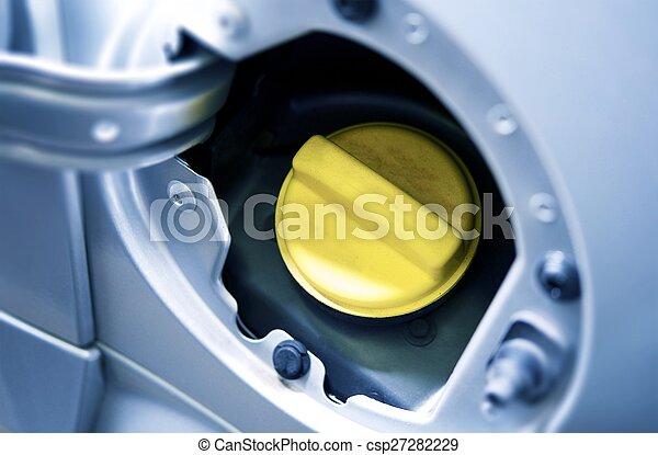 Car Fuel Inlet - csp27282229