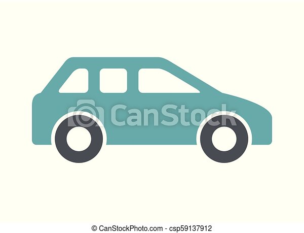 Car icon - csp59137912