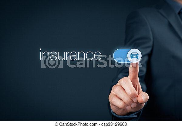 Car insurance - csp33129663