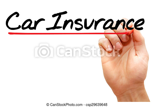Car Insurance - csp29639648