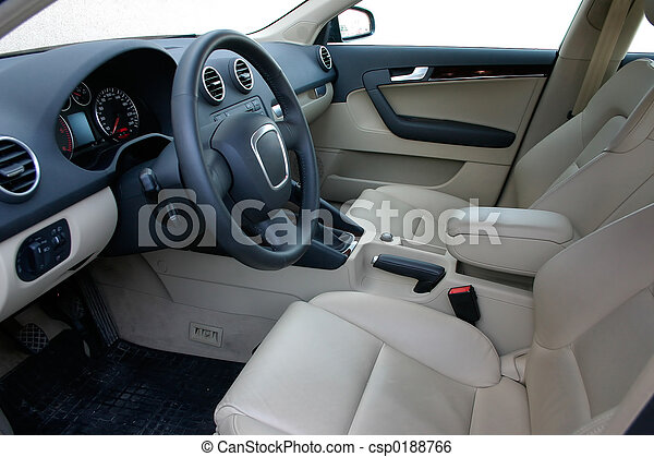 car interior - csp0188766