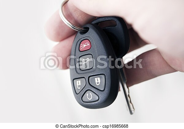 Car Keys - csp16985668