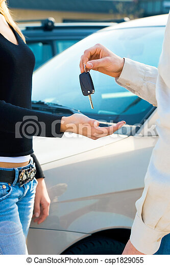 car keys - csp1829055