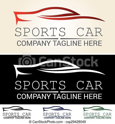 Car logo - csp29428049